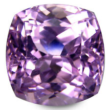 12.92Cts Glorious Hi-Sparkling Hot Pink Kunzite 12.5mm Cushion from Afghanistan