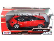 MOTORMAX 79312 PAGANI HUAYRA 1/24 DIECAST RED