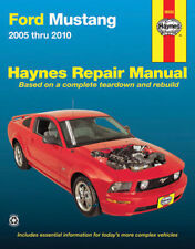 Ford Car Technical Manuals and Literature