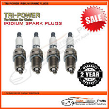 Iridium Spark Plugs for SUBARU Impreza 4WD/AWD GE Sedan R, RS, RX 2.0L - TPX011