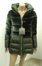 Piumino Elegante da Donna Montecore Cappotto Casual Invernale Verde € ̶6̶7̶5̶