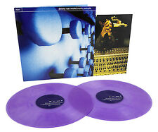 Jimmy Eat World Static Prevails Lavender 180G Vinyl LP Poster At The Drive In