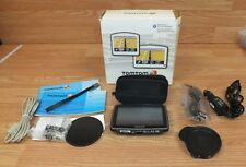 "TomTom One XL (N41644) 4.3"" (inch) GPS Navigation Unit w/ Mount Bundle"