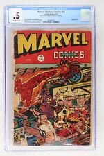 Marvel Mystery Comics #56 - Timely 1944 CGC 0.5  - Bondage cover - Human Torch!