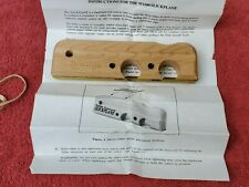 New ListingWoodstock International SlickPlane Edge Radius Woodworking