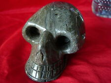 Crystal Skull fossil stone one only like this fs 01