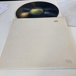 THE BEATLES 2 LP The WHITE ALBUM 6407f