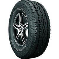 4 New LT 245/75R17 Bridgestone Dueler A/T REVO 3 Tires 75 17 2457517 75R R17 OWL
