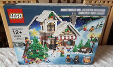 Lego Creator 10199 Winter Toy Shop Retired Set New & Sealed MINT condition.