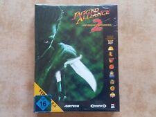 JAGGED ALLIANCE 2 - UNFINISHED BUSINESS  PC WIN 95/98  NEU  deutsch  USK 16#