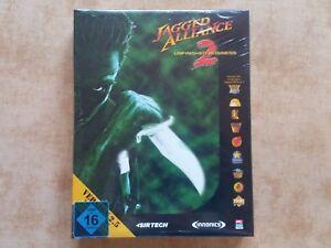 JAGGED ALLIANCE 2 - UNFINISHED BUSINESS  PC WIN 95/98  NEU  deutsch  USK 16#