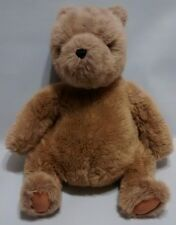 "Disney Gund Classic Pooh Bear 12"" Sitting Winnie the Pooh Luxury Plush Stuffed"
