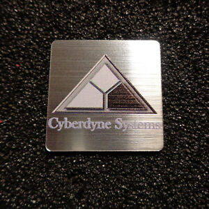 Cyberdyne Corporation Terminator Logo Label Decal Case Sticker Badge [469]
