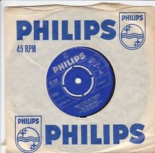 """WALKER BROTHERS..MAKE IT EASY ON YOURSELF..very good 1965 PHILIPS POP 7"""".BF 1428"""