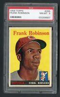 1958 Topps Frank Robinson #285 HOF PSA 8 Near Mint