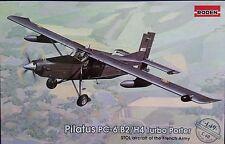 RODEN® #449 Pilatus PC-6 B2/H4 Turbo Porter in 1:48
