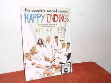 Happy Endings: The Complete Second Season (DVD, 2012, 2-Disc Set)