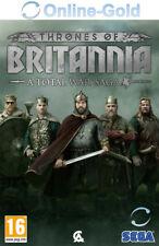 Total War Saga: Thrones of Britannia - PC Steam Spiel - Online Digital Key Code
