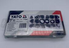 Yato Internal & External Circlip Assortment - Yt-06882 - 225 Pieces