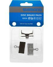 Shimano G02A Disk Brake Resin Pads (Y8LW98020) XTR XT SLX Alfine NEW