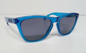 Oakley Frogskins 24-250 Sunglasses Acid-Acid Blue  55◻17~135