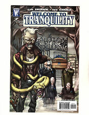 Welcome to Tranquility #2 (2007, DC/Wildstorm) VF+ Gail Simone