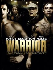 Warrior 2012 Tom Hardy Joel Edgerton Nick Nolte DVD NEUF SOUS BLISTER