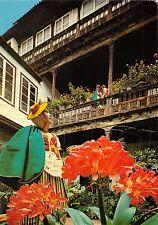 BT6018 La orotava vestidos tipicos en la casa de los balconnes     Spain