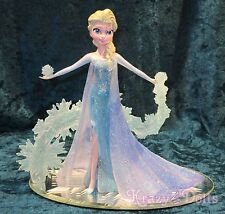 Disney Limited Edition doll Frozen Elsa Snow Queen Statue Figurine Let It Go NEW