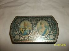 Silver Jubilee 1910-1935 Collectible Tin