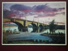 POSTCARD USA ARIZONA - LONDON BRIDGE - LAKE HAVASU CITY
