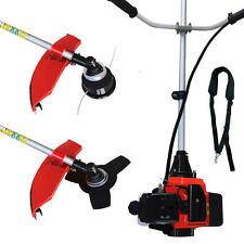New Grass Trimmer Strimmer Brush Cutter Petrol Power Lightweight but Powerful