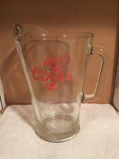 Coor's Beer Pitcher