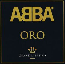 ABBA - ORO (SPANISCH)  CD 15 TRACKS NEW