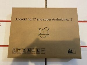 Class E Adventurer CEA Studios Dragon Ball Z Super Android 17 2-Pack US SELLER
