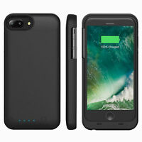 ULTRA SLIM External Backup LONG-Life Battery Case For iPhone 7 Plus Samsung S8 +