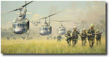 """""""First Boots on the Ground"""" A/P by Bill Phillips - 1st. Bat. 7th Cavalry Vietnam"""