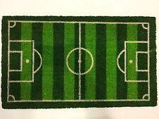 Tapis foot tapis couloir noix de coco 45x75 champ jeu vert à l'extérieur porte