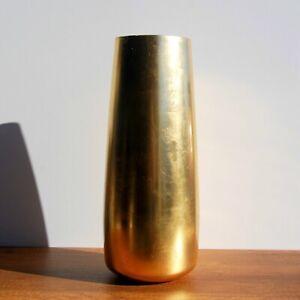 """GILT 18"""" Gold Gilded Zen Vase"""