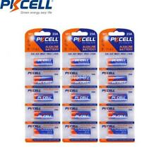 15 pièces 3 Carte PKCELL 12 V 23a 23A 23AE 23A MN21 Alcaline Batterie Piles