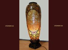 Ungewöhnliche Innenraum-Lampen im orientalischen/asiatischen Stil aus Holz