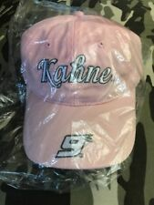 2005 NASCAR #9 KAHNE Pink Winners Circle Ball Cap Hat Dodge Pit Racing