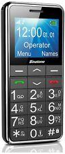Teclas Grandes Teléfono Celular Grande para uso fácil senior de edad avanzada Desbloqueado Móvil SOS