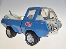 Blue Tow truck by Tonka USA Model number 53010