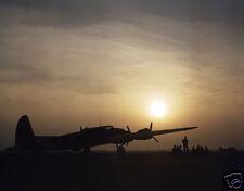 "US Air Force B 17 Flying Fortress Langley Field Virginia 1942 World War 2 10x8"""