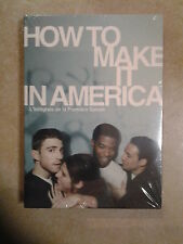 23247 //HOW TO MAKE IT IN AMERICA SAISON 1  COFFRET  DVD NEUF SOUS BLISTER