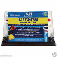 Saltwater Aquarium Test Kit API Master Test Kit FREE USA SHIPPING