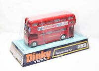 Dinky 289 Routemaster Bus (Esso) In Its Original Box - Near Mint Vintage Model