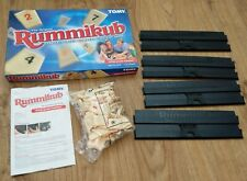 Tomy The Original Rummikub Numbers Strategy Board Game Complete 1995 - Free P&P