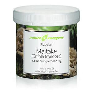 100g Maitake Pilzpulver von nature4everyone